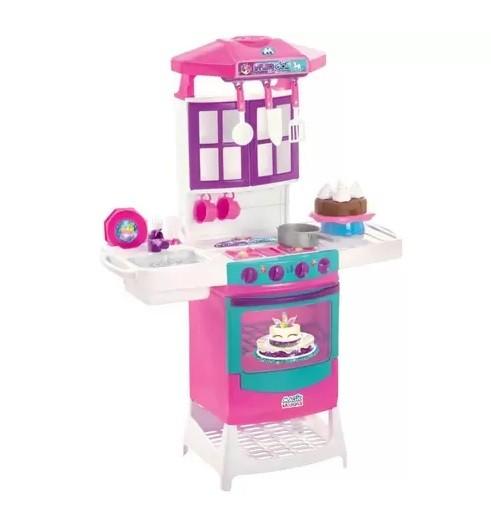 COZINHA INFANTIL MEG DOLL - Magic Toys