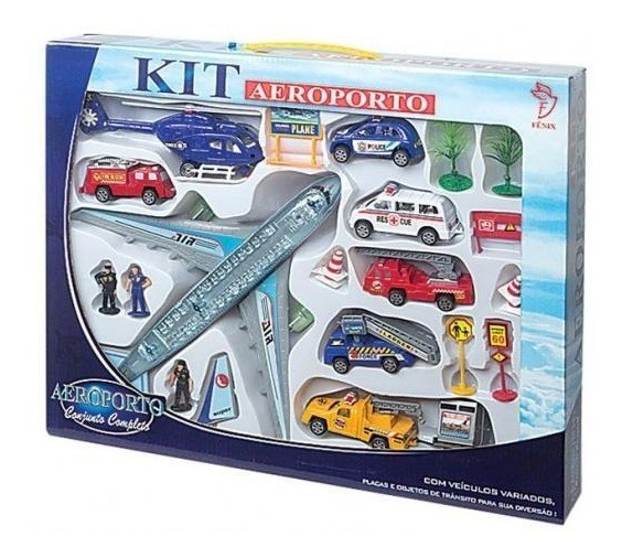 KIT AEROPORTO
