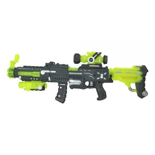 Super Shot Lançador Power Flash 002 - DM Toys