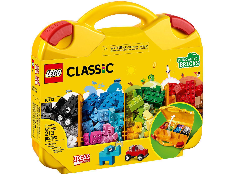 MALETA DA CRIATIVIDADE LEGO 10713