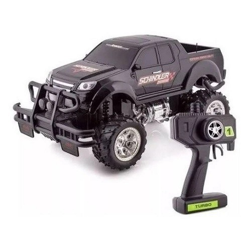 PICK UP MONSTER TRUCK GIGANTE CONTROLE REMOTO