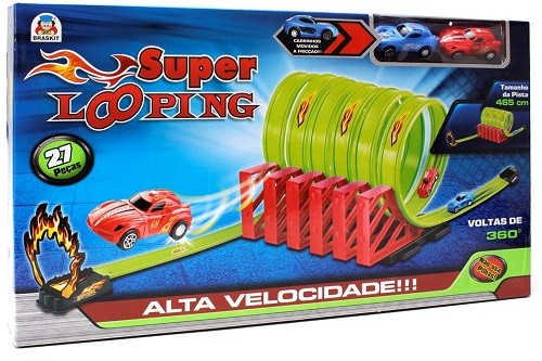 SUPER LOOPING