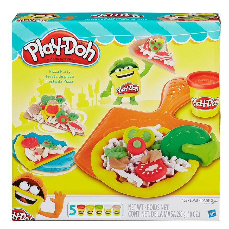 PLAY DOH FESTA DA PIZZA B1856