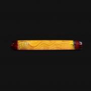Piteira de vidro 24k Pure Gold #04