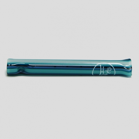 Piteira de vidro collab HB x SQF Azul