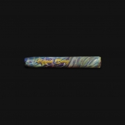 Piteira de vidro Dragon Scale 2 #01