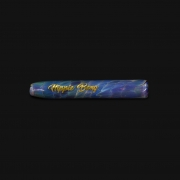 Piteira de vidro Dragon Scale 2 #09
