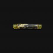 Piteira de Vidro Drop Engraved Stoned - #04