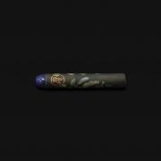 Piteira de Vidro Drop Engraved Stoned - #13