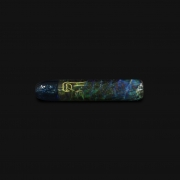 Piteira de Vidro Optical Illusion  #17