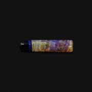 Piteira de Vidro Optical Illusion  #22