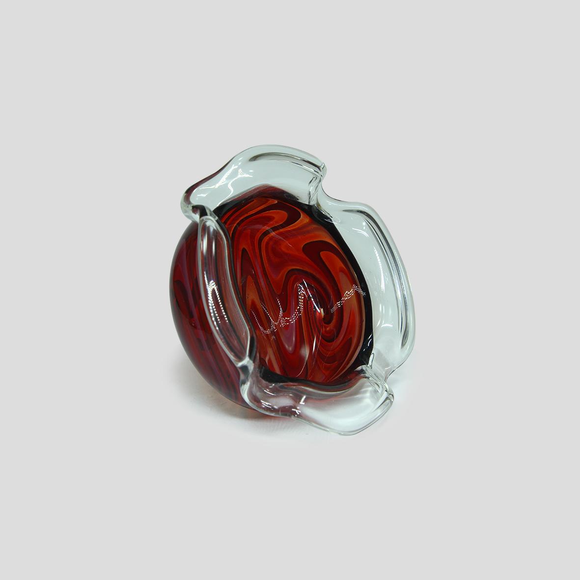 Cinzeiro - Red Kraken