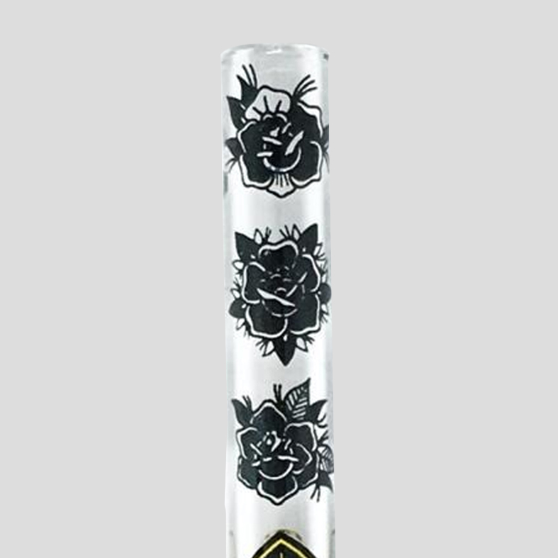 """Kit Fummelier Tatto Collection - """"Black Rose"""""""