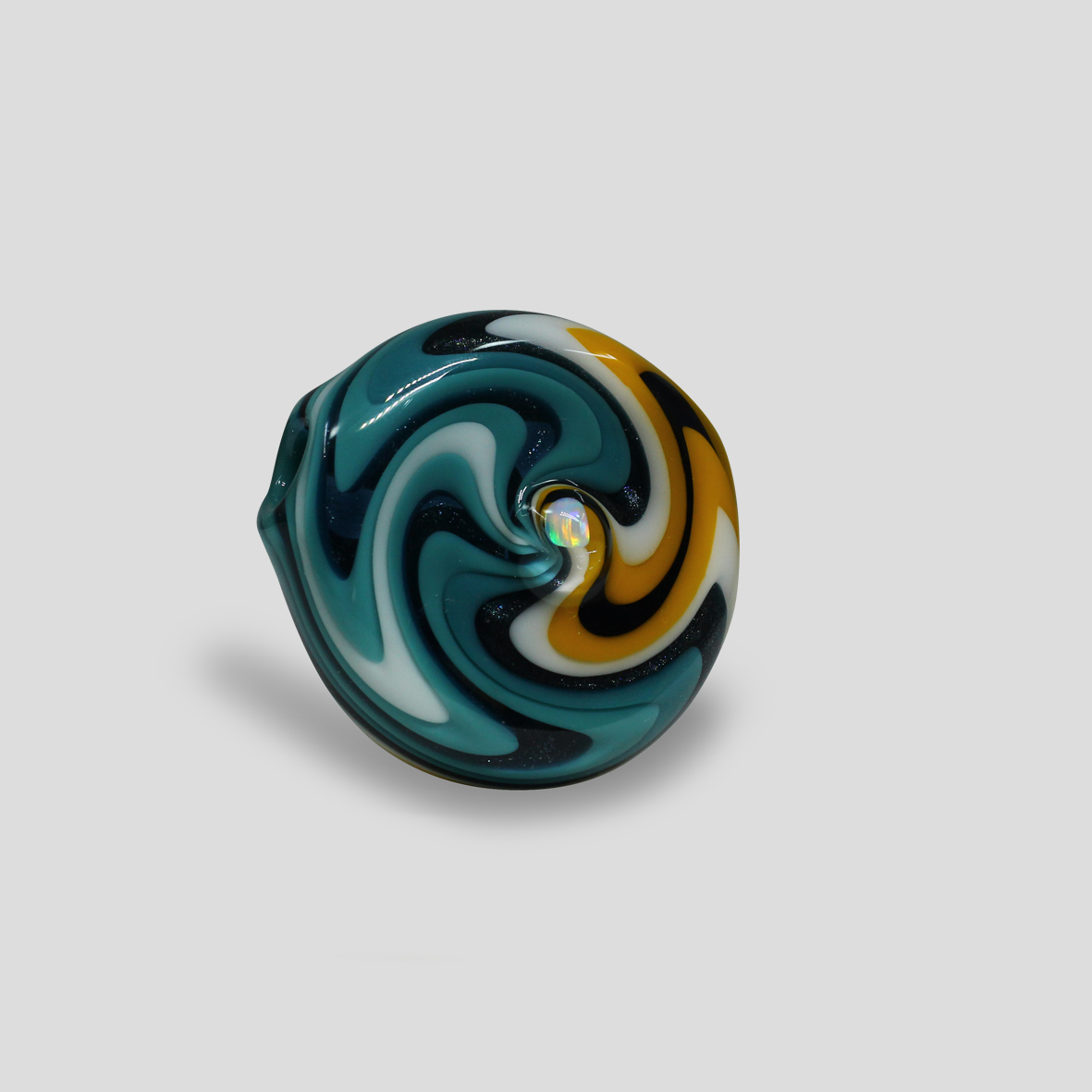 Pingente Opal Hollow Wig-Wag