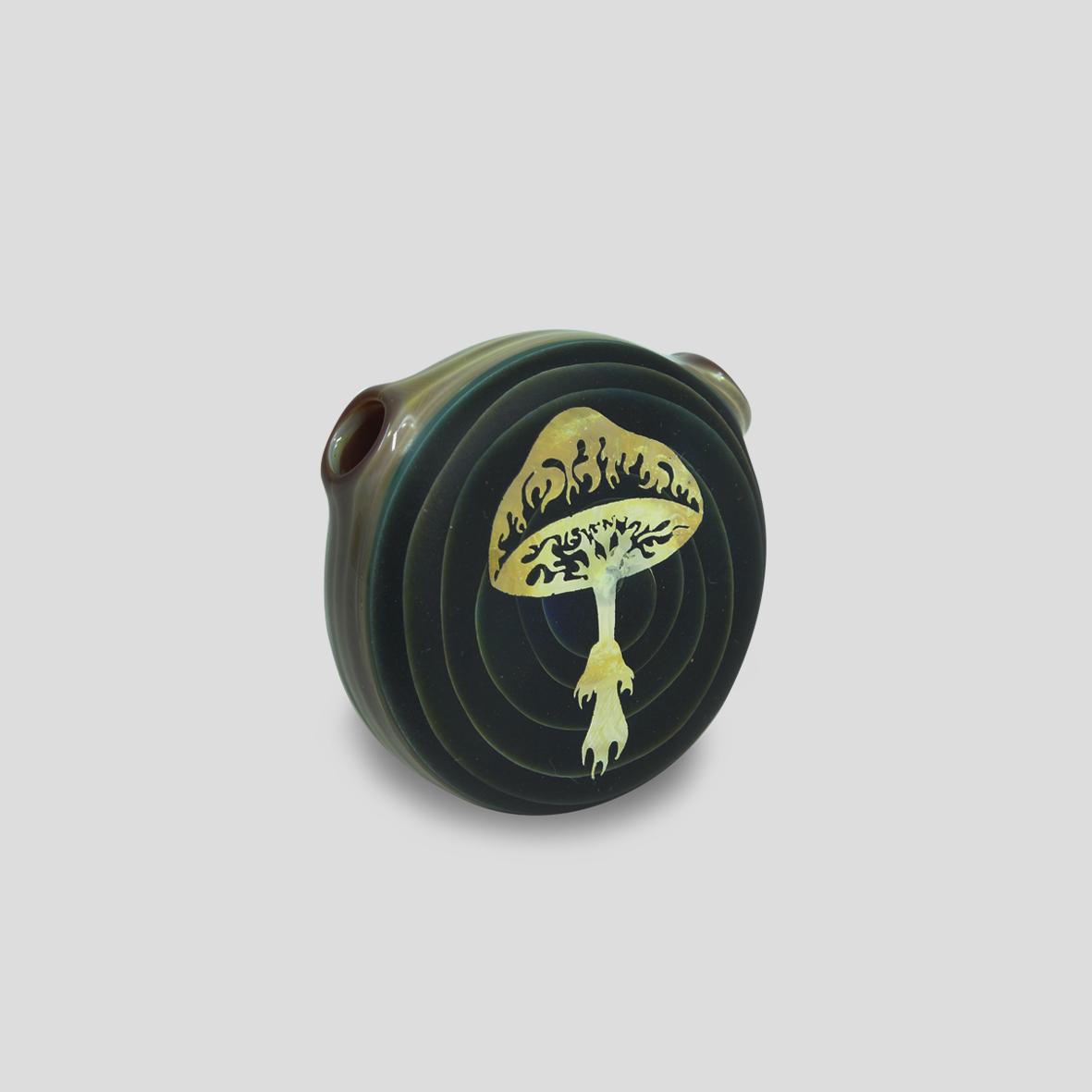 Pingentes Sandblast - Mushroom