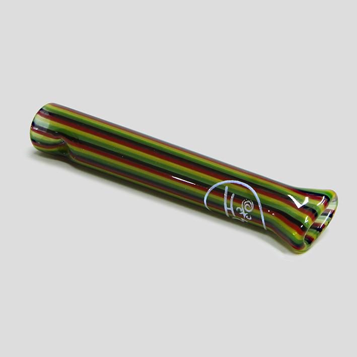 Piteira de vidro collab HB x SQF Jamaica