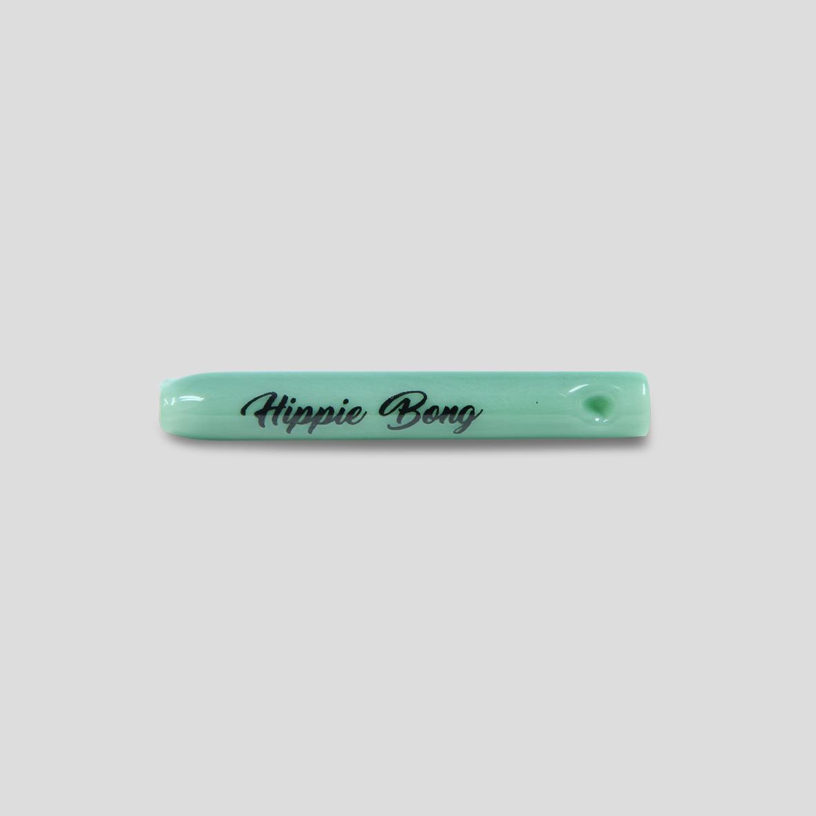 Piteira de vidro colorida - Alchemy Mint