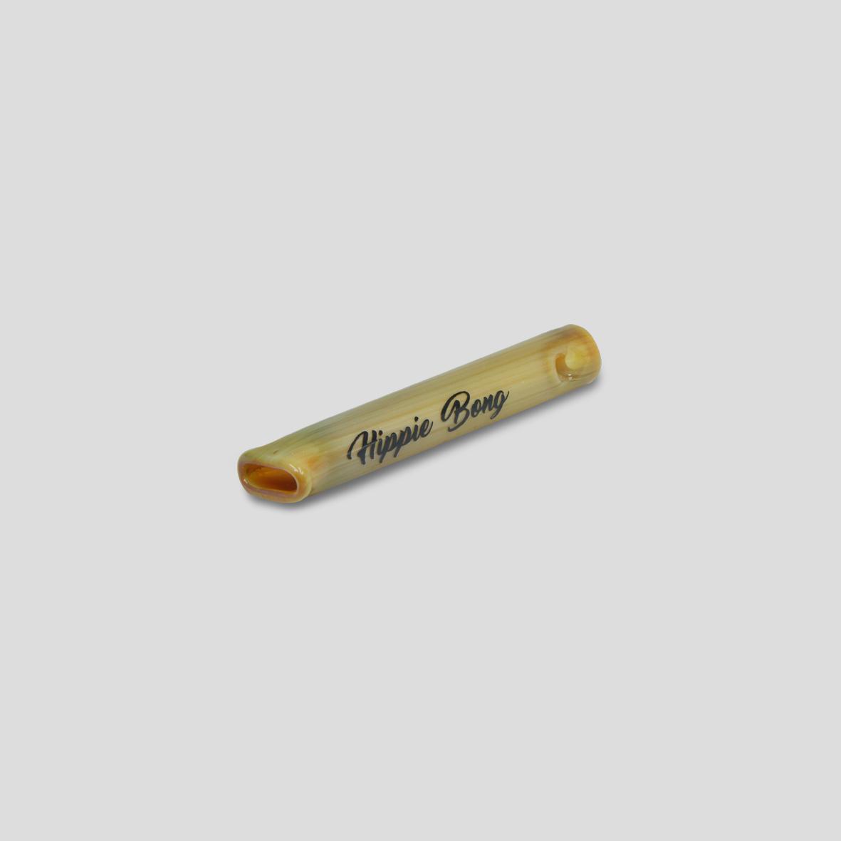 Piteira de vidro colorida - Silver Strike