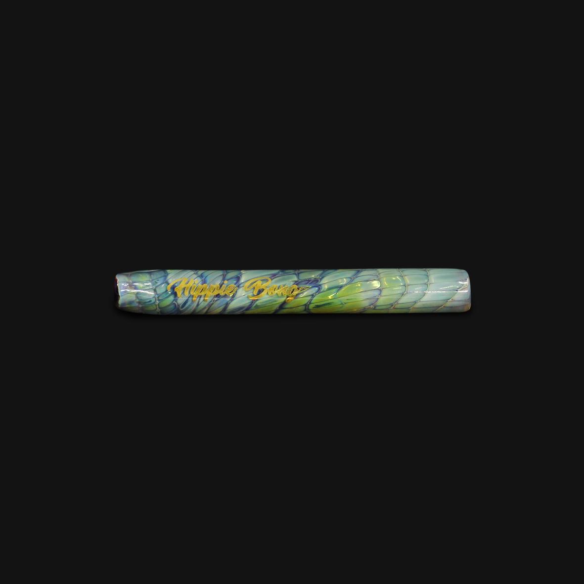 Piteira de vidro Dragon Scale 2 #02