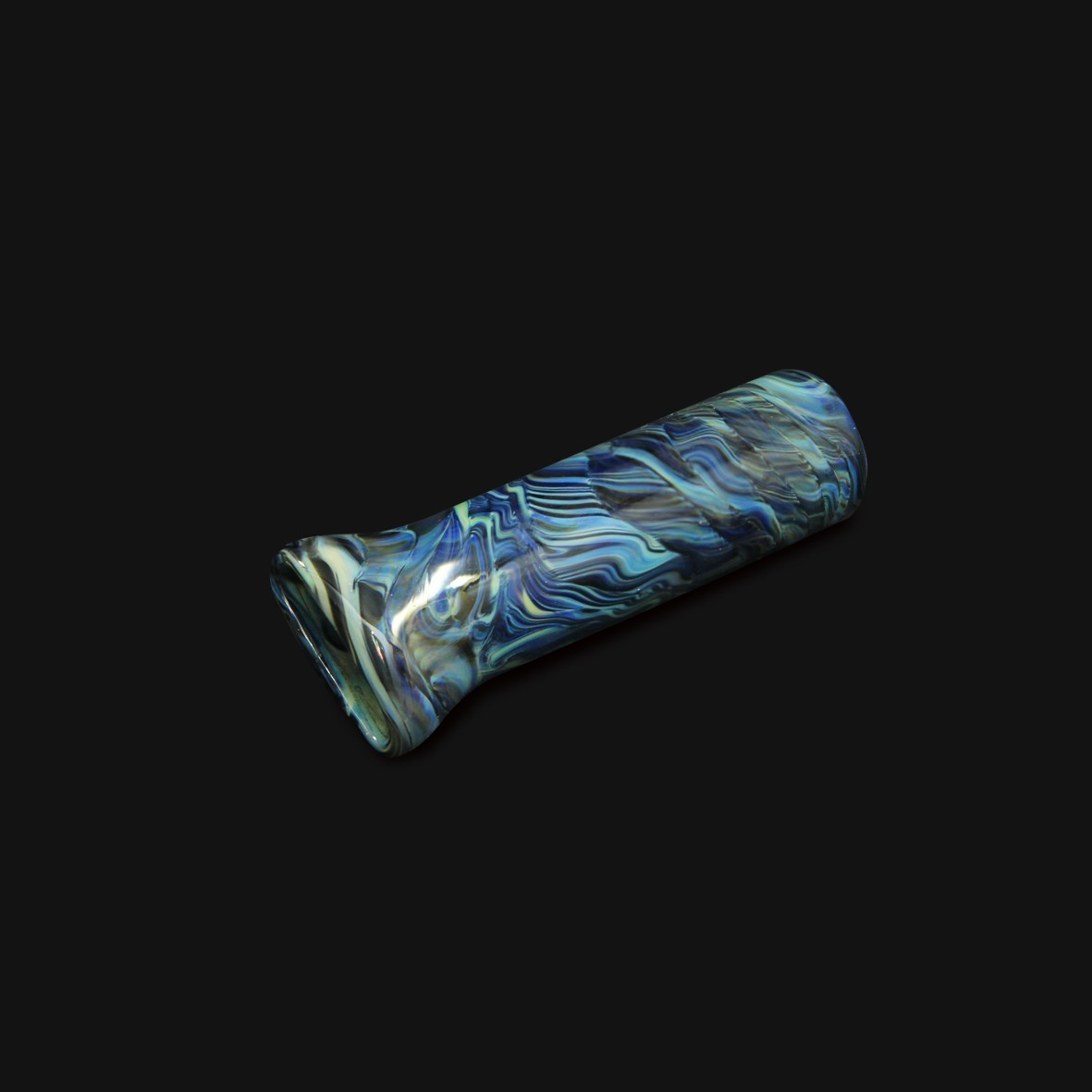 Piteira de vidro Living Corals #03
