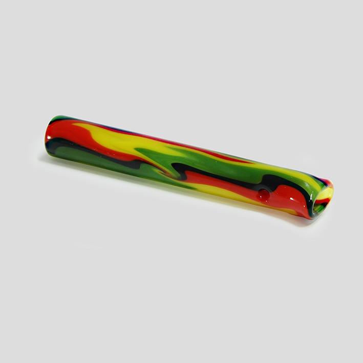 Piteira de vidro wig-wag Reggae