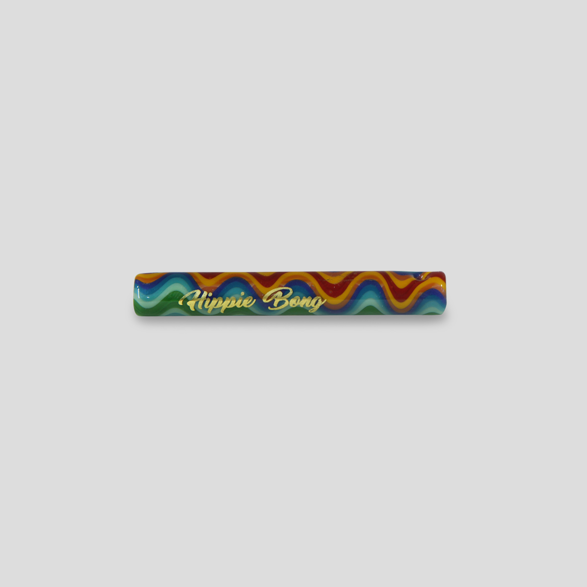Piteira de Vidro Wig-wag Tropical Waves 2