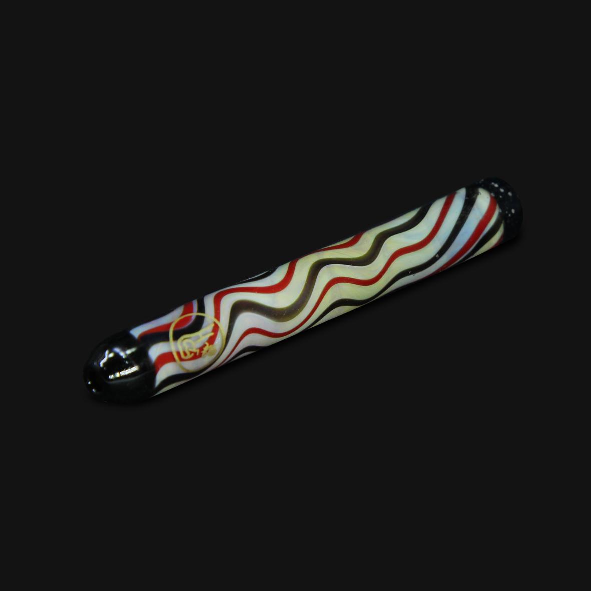 Piteira de Vidro Wig-Wag Weirdo #10