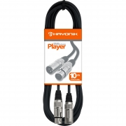 Cabo Hayonik X(F)+X(M) Player 10Mts