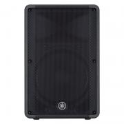 Caixa Acústica Bi Amplificada Yamaha DBR15 com 132dB SPL a 01 metro do eixo