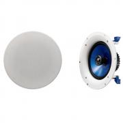 """Caixa acústica de embutir Yamaha NS-IC800 8"""" 140W (PAR) Branco"""