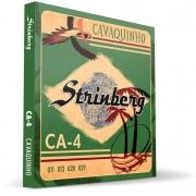 Encordoamento Cavaquinho Ca-4 Strinberg