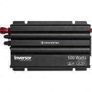 Inversor De Tensao 12V/500W Hyk 220V
