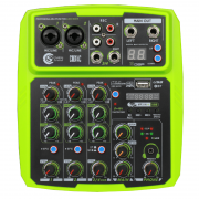 Mesa Interface Custom Sound Cmx4C Usb Bluet.Verde