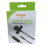 Microf.Yoga Ytm-012 P3 Lapela Smartphone