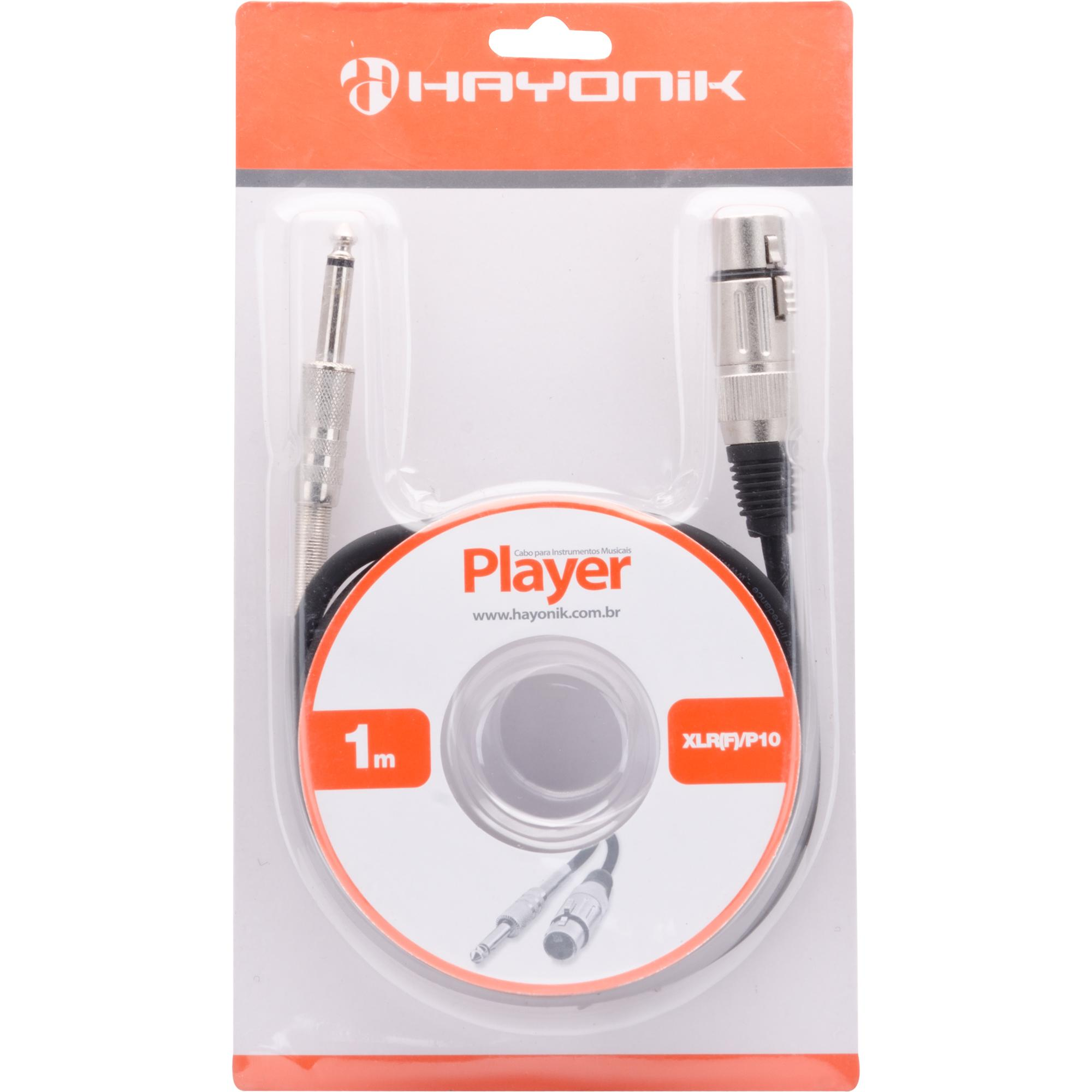 Cabo Hayonik X(F)+P10 Player 01Mt