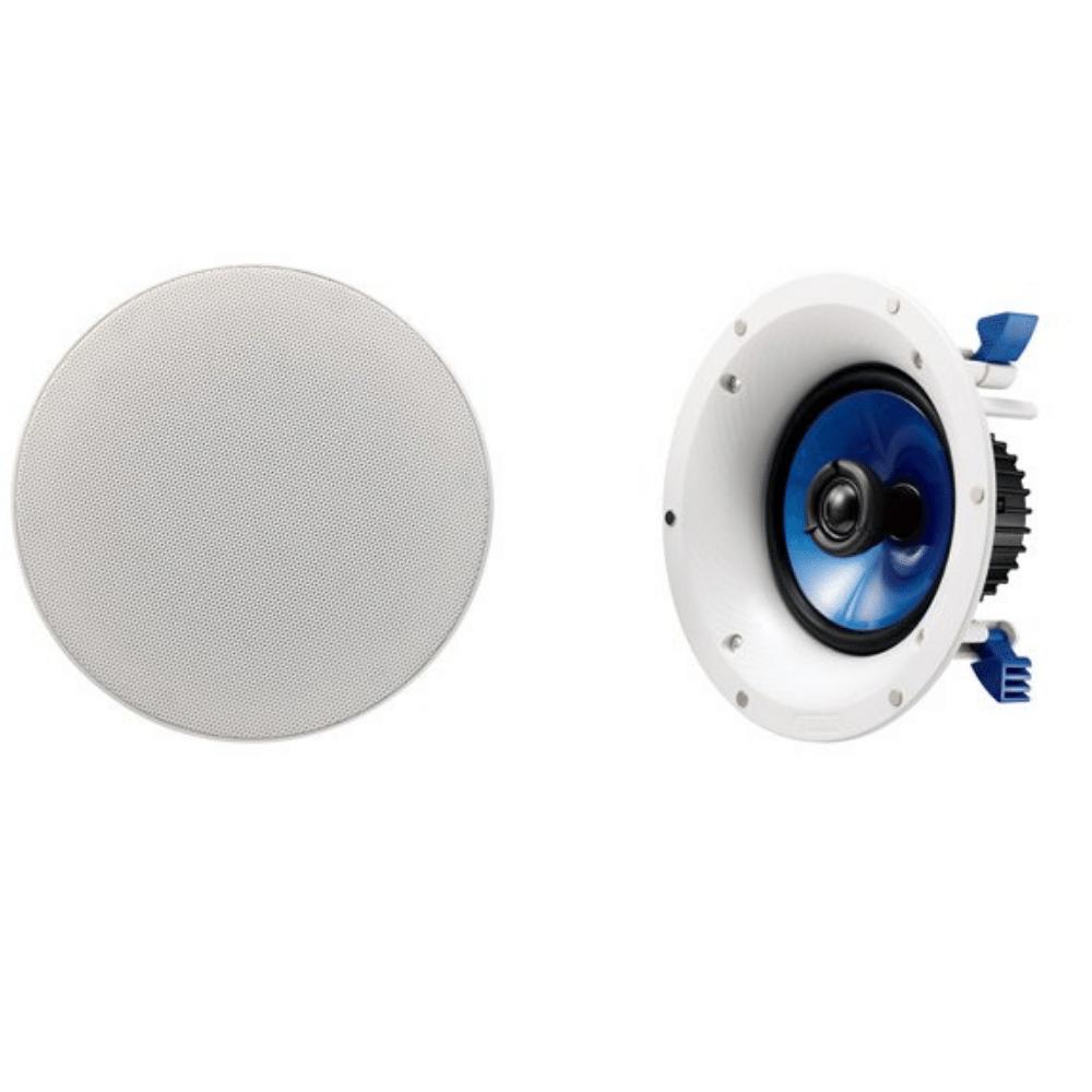 """Caixa acústica de embutir Yamaha NS-IC600 6"""" 110W (PAR) Branco"""