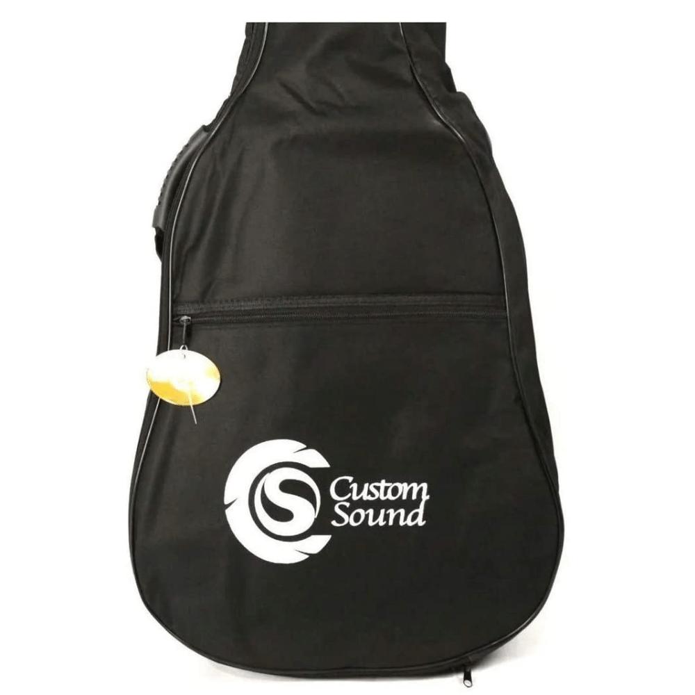 Capa Violao Clássico Custom Sound Cvc 1