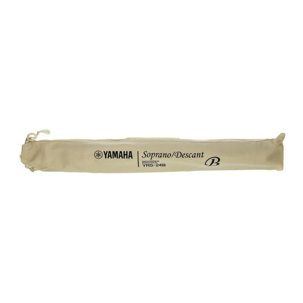 Flauta Yamaha Yrs24B Soprano Barroca