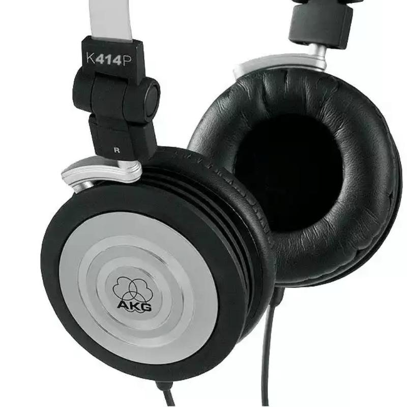 Fone Ouvido Akg K414 P Portatil 3D-Axis
