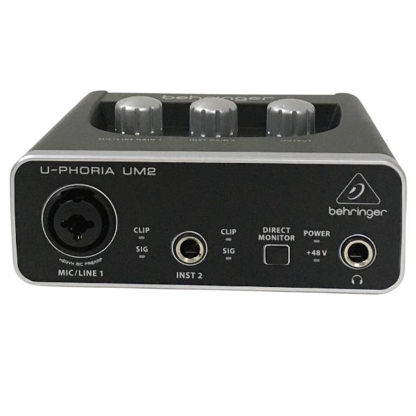 Interface Behringer Um02