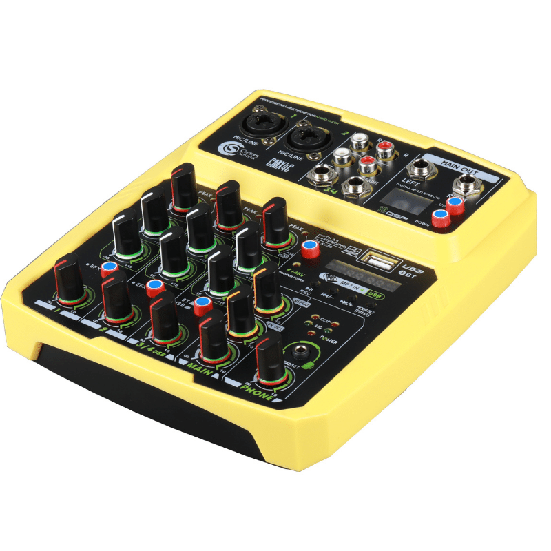 Mesa Interface Custom Sound Cmx4C Usb Bluet.Amar.