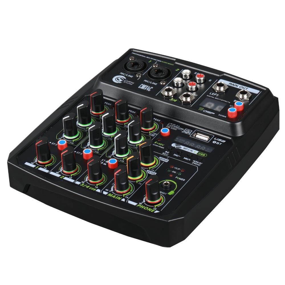 Mesa Interface Custom Sound Cmx4C Usb Bluet.Preta