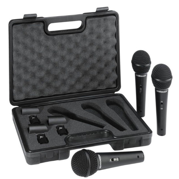 MICROFONE BEHRINGER XM1800S PACK