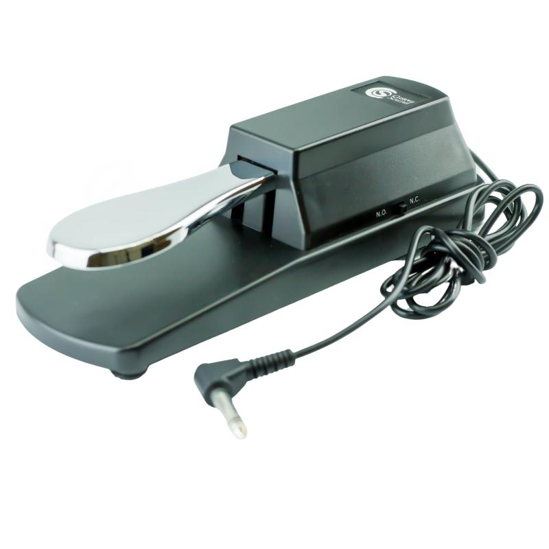Pedal Sustain Compatível Com todos os modelos de teclados e piano digital