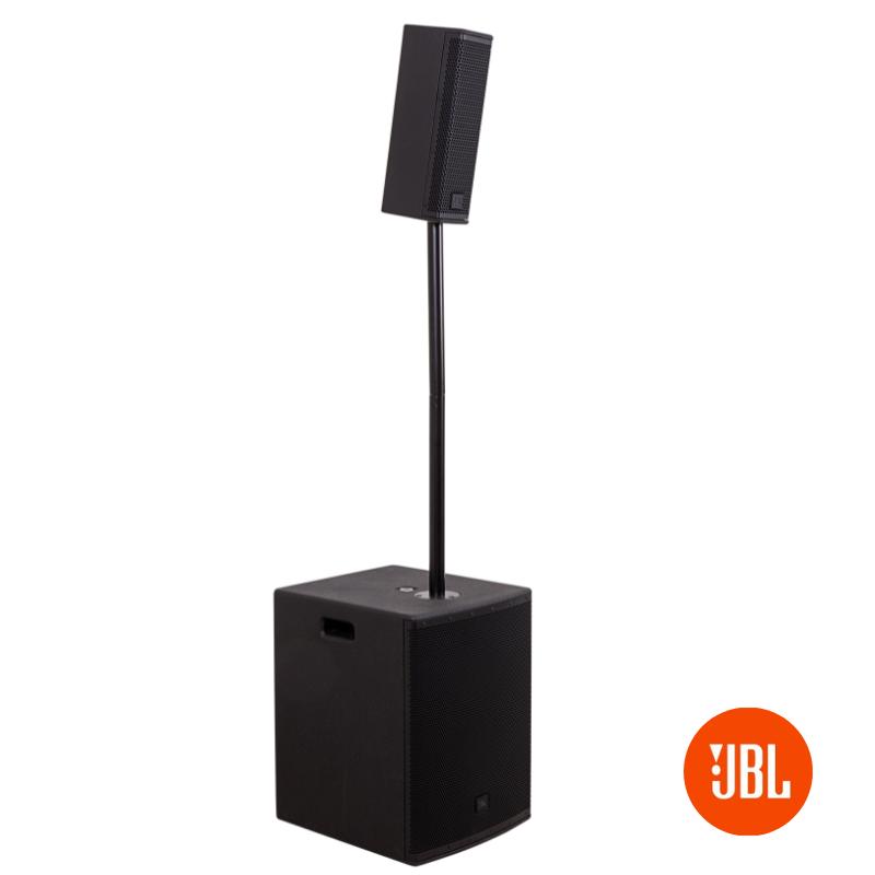 Sistema De PA Portátil com Mixer JBL Ativo Nix-One