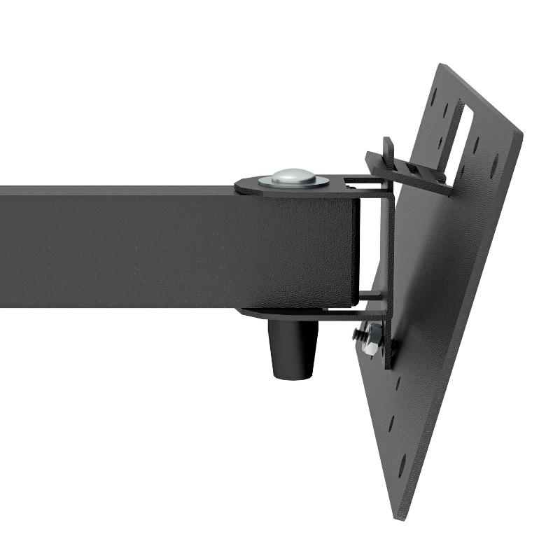 Suporte Tv Lcd Multivisão Stpa-Eco  bi-articulado com inclinação para TV de 14 a 56 com 3 níveis de inclinação e  Fácil instalação.