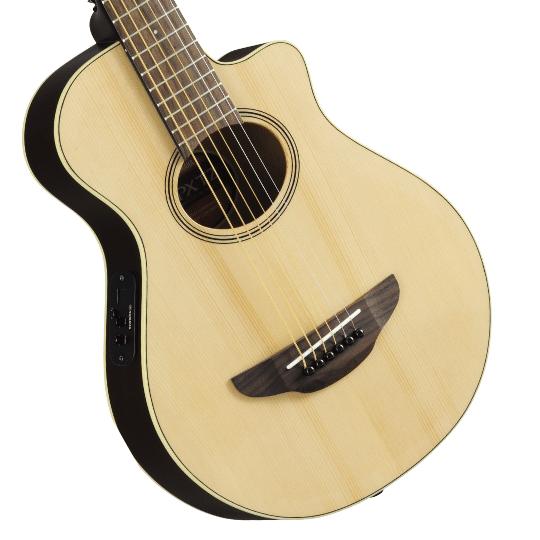 Violão Yamaha APXT2-N Elétrico Acústico  compact body