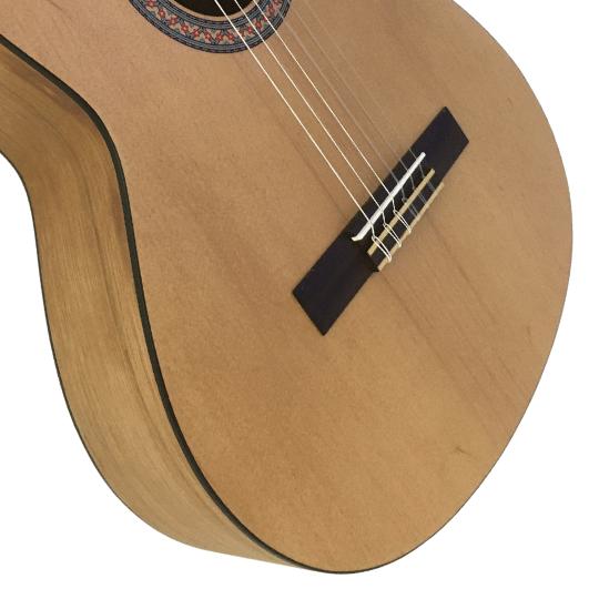 Violão Yamaha C40Mii Acustico Nylon Natural Fosco