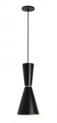 Pendente Bambola CFL E27 – Bivolt 127V / 220V – 180 x 180 x 415mm