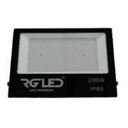 REFLETOR SMD SLIM LED 200W IP65 120° 6500K BIVOLT
